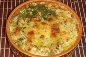Запеченая картошка