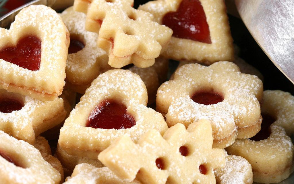 Рецепты печенья для детей