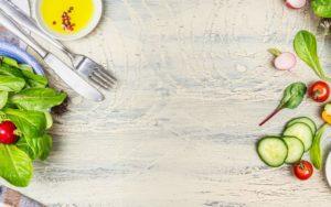 Фон на кулинарный сайт