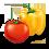 Овощи иконка