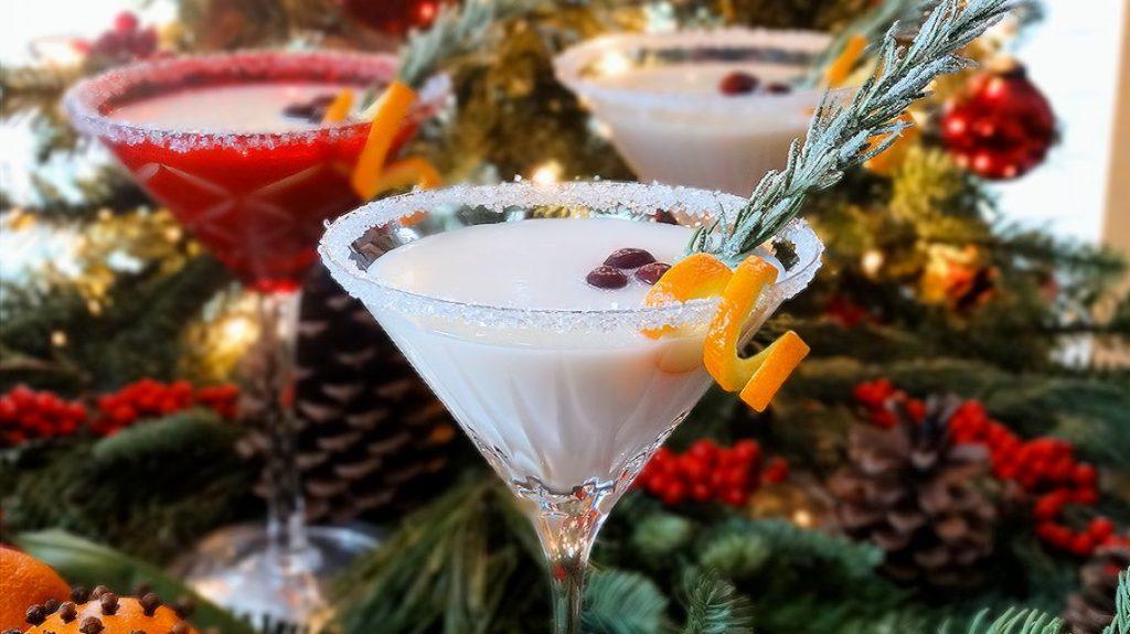 Рецепты оригинальных напитков на Новый год