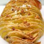 Картофель в духовке, запеченный по-мексикански